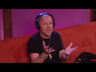 Howard Stern Interview - Lars Ulrich Big Four Tour 09-13-11