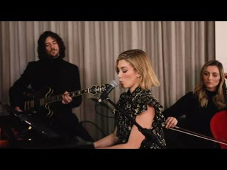 Delta performs her new single ''Paralyzed'' exclusively for GRAZIA from inside her Sydney home (July)