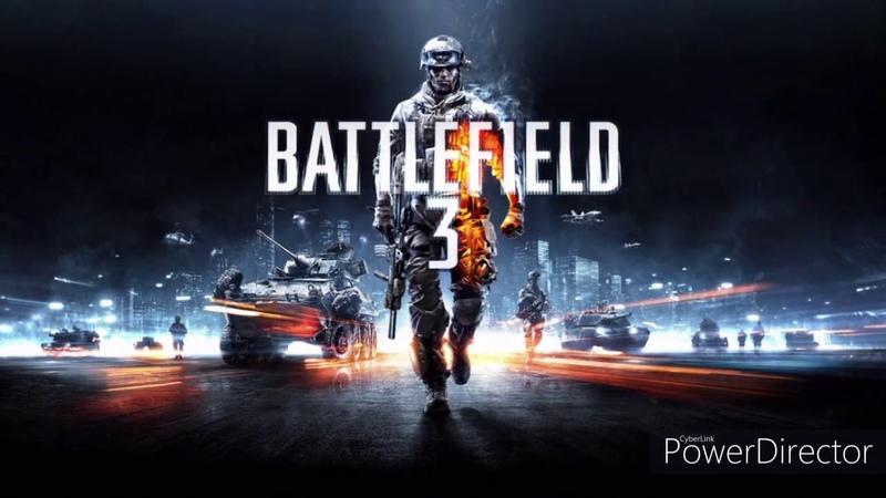 Прохождение игры Battlefield 3 1Semper fidelis. Возрастное ограничение 18.