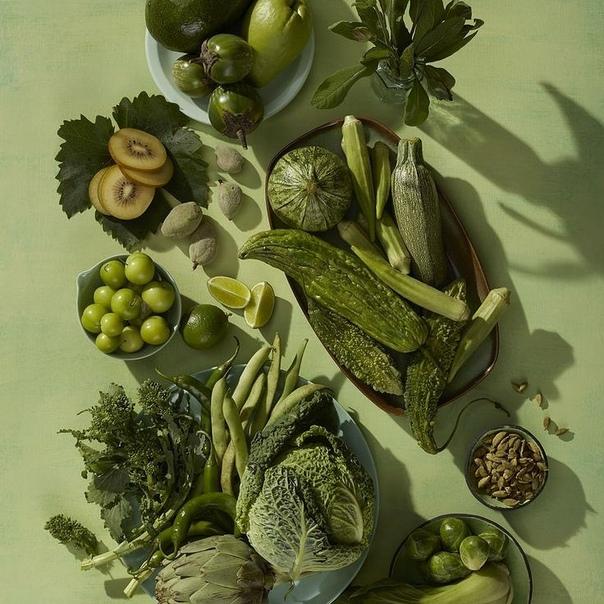Зеленая диета кундалини