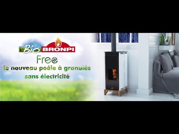 BRONPI BELGIQUE VIDEO PROMOS PRODUITS CHAUFFAGES PELLETS BOIS BRONPI FDPELLETS TOURNAI