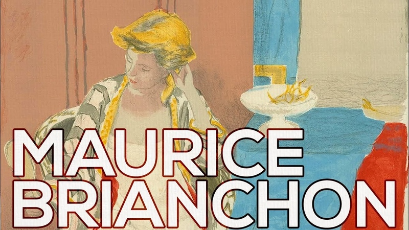 Maurice Brianchon A collection of 53 works (HD)