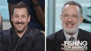 Adam Sandler Scared to Rob a Bank But Tom Hanks Would be Charming!   Fishing for Answers   TIFF