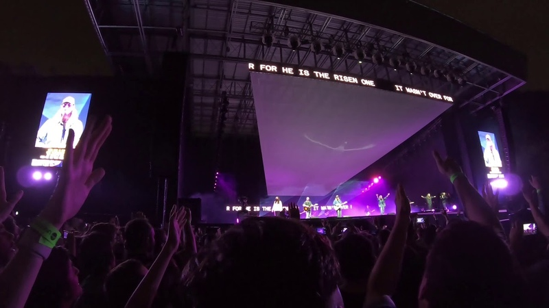 Behold - Hillsong United - The People Tour (Curitiba)