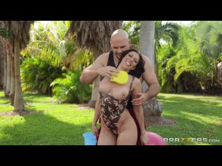 [brazzers.com] rachel starr (pornstar bootcamp) [2019, ass worship, athletic, big tits, body suit, blowjob, oral]