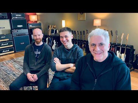 RICK BEATO, ADAM NEELY, SHAWN CROWDER and RHETT SHULL IN STUDIO 11-14-19