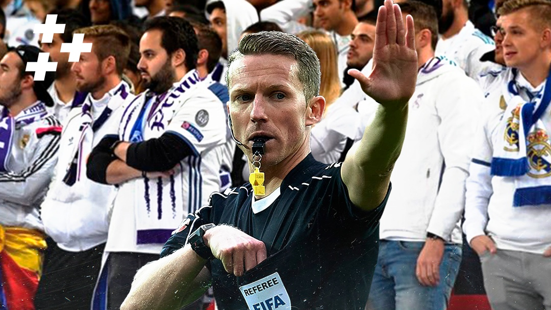 """Эль Класико обслужит арбитр, которого не любит """"Реал"""". Он дважды удалял Рамоса, а Мадрид шесть раз при нем проигрывал"""
