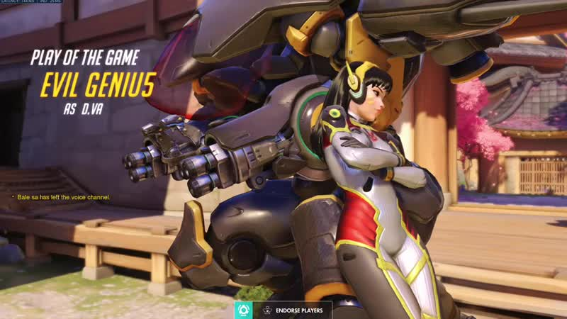 Somehow we managed to lose the game, But this has to be one of my favorite moments on OW