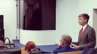 """Фрагментарная нарезка с конференции  """"Сталинские вечера"""" Часть 1"""