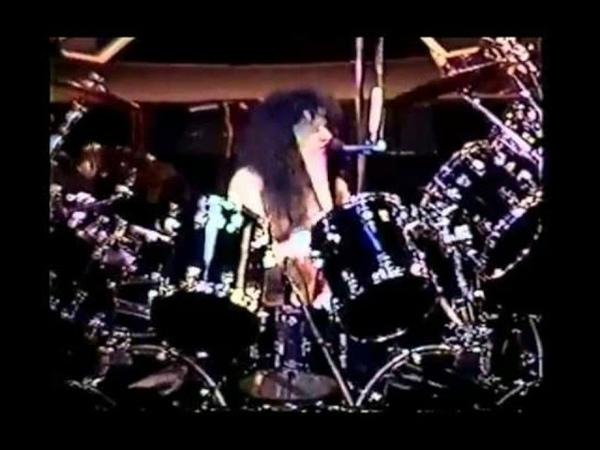 Kiss Live in Toledo 1990