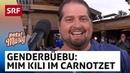 Genderbüebu Mim Kili im Carnotzet Potzmusig SRF Musik