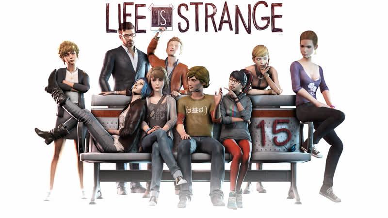 Life is strange Жизнь которой не было ч 15
