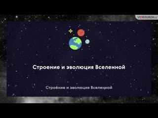 60. Строение и эволюция Вселенной