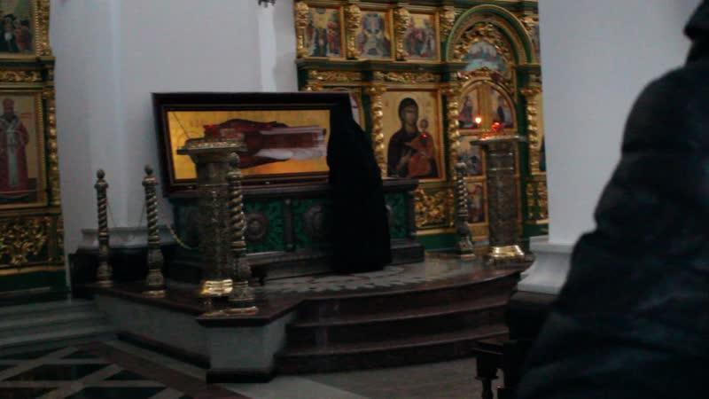 Храм на месте явления гроба Святого Симеона Верхотурского