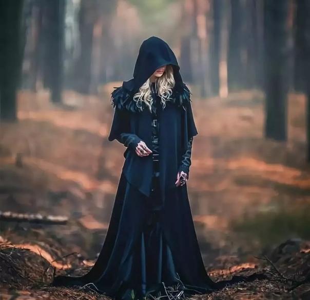 Какая женщина может стать ведьмой? IUYg6XFiaWg