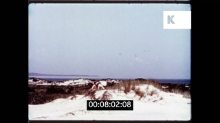 1940s Long Island, New York, Jones Beach, 16mm