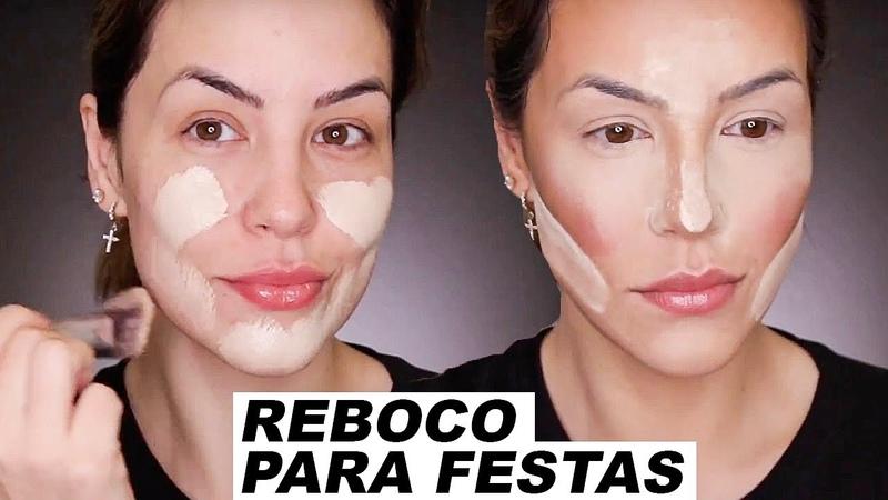 MAKE DE RESPEITO PARA COMBINAR COM TUDO - CASAMENTO, FORMATURA, FESTAS...