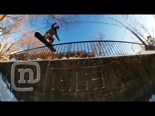 Whoops Part 2! Snowboard Slams With Will Lavigne, Alex Cantin & Friends: Deja Vu Movie Ep. 9