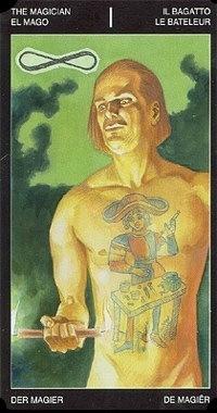 Таро Таттуаж (Tattooed Tarot)  X_08fdfeeb