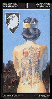 Таро Таттуаж (Tattooed Tarot)  X_6afe5fb7