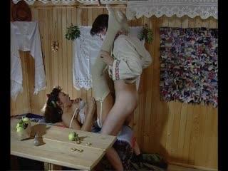 Вий (Армен Оганезов, SP Company) [2002 г., Feature Parody DP Anal Sex Barely legal Double Penetration Lesbians Lolita]