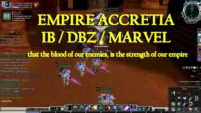 RF Online - GC - Server TT - IB/DBZ/MARVEL - WE WILL DOMINATE EVERYTHING