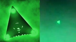 Пентагон подтвердил подлинность нового видео с НЛО