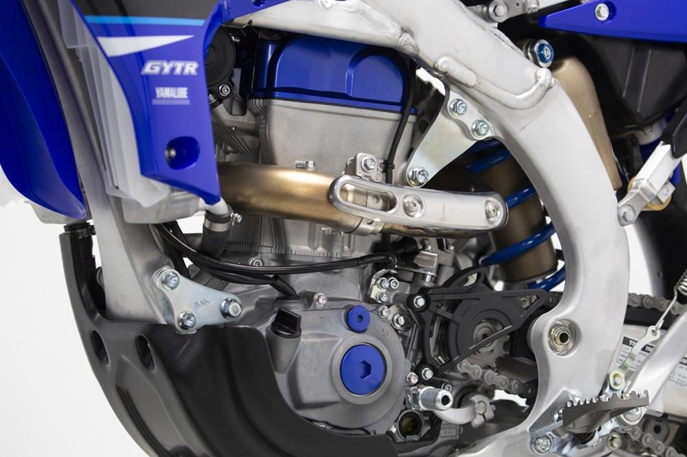 Эндуро Yamaha WR450F 2021