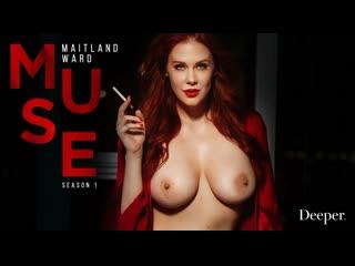 Maitland Ward - Muse Episode 1 sex, porn, blowjob, readhead