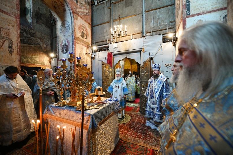 Кинокомпания «Союз Маринс Групп» встречает светлый праздник «Благовещения»