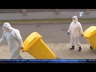 Опасные отходы! Медицинские маски, шприцы и ампулы выбрасывают на незаконные свалки