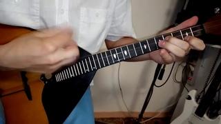 Misirlou на балалайке OST Криминальное чтиво Pulp Fiction  Хит-Урок 2.1. Уроки игры на балалайке.
