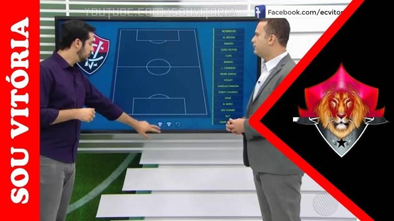 Vitória x Atlético-GO: Confira o provável time do Leão e como vem o Vitória para esse jogo