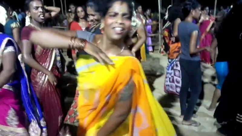 Transgender Dance at Koothandavar Temple| Thirunangai Dance Villupuram