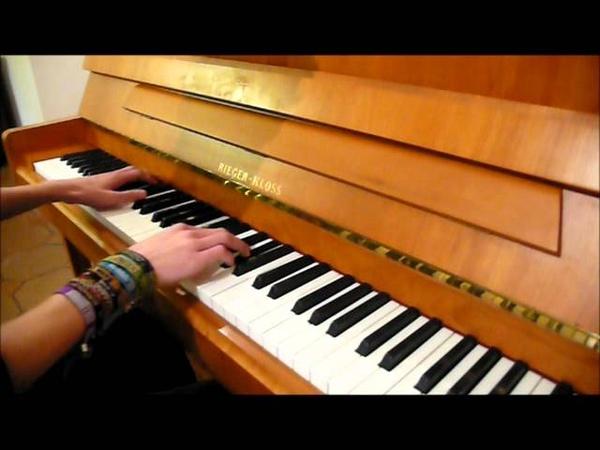 Courrier Between Piano