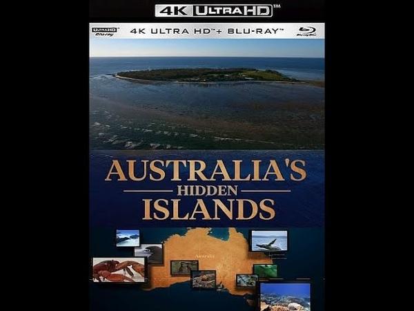 Скрытые острова Австралии Остров Леди Эллиот UHDTV