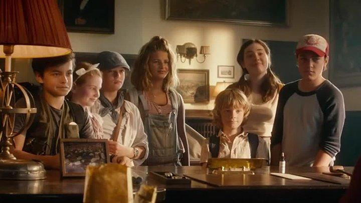 Конни и компания 2 Тайна Ти Рекса Conni und Co 2 Das Geheimnis des T Rex 2017 комедия приключения семейный