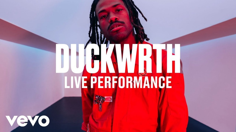 Duckwrth Fall Back Live Vevo DSCVR