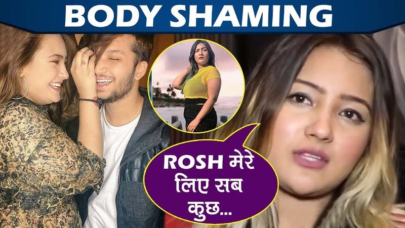 Aashika Bhatia's Befitting Reply To Body Shamers Dating BFF Rosh Gupta Tik Tok More