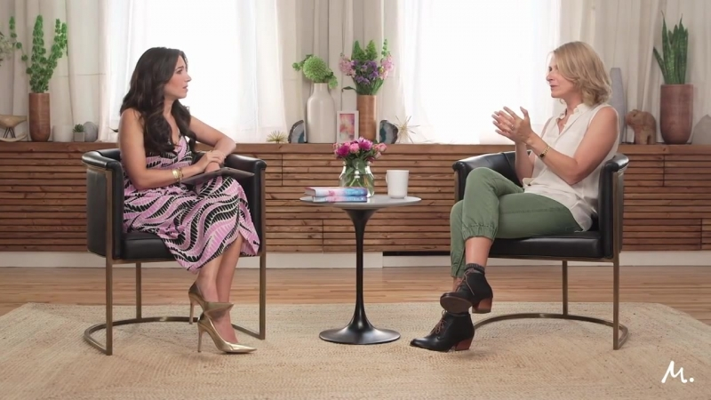 Elizabeth Gilbert Marie Forleo on Fear, Authenticity and Big Magic