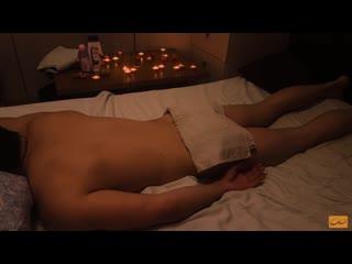 Horny Masseuse cant Resist my Dick and get Fucked - Nuru Thai Massage