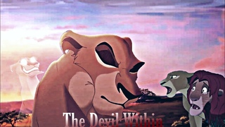 The Devil Within - Zira (The Lion King AU)