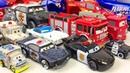 Тачки Машинки из Мультика Маквин и Друзья Полицейская Машина Пожарная Машина Скорая Помощь
