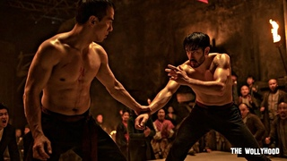 Joe Taslim (Li Yong) Vs Ah sam, Warrior Movie Series - Fight Scene