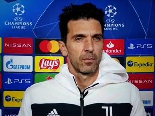 Intervista Buffon post Barcellona-Juventus 0-3
