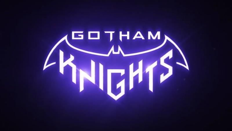 Batman Gotham Knights Рыцари Готэма ТРЕЙЛЕР на русском субтитры
