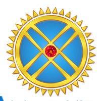 """Логотип РОО Калмыцкое землячество """"Джунгария"""" (Калмыкия)"""
