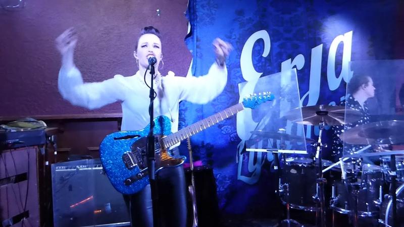 Erja Lyytinen - People Get Ready (Bluescafe Apeldoorn - 08-02-2020)