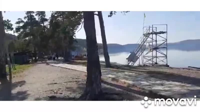 Бабье лето на Тургояке