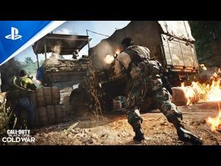 Call of Duty: Black Ops Cold War   Анонс бета-теста   PS4